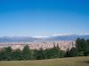 Vista della città dal Parco di San Vito
