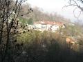 La località Cascina Nuova di Tetti Forni vista dall'alto