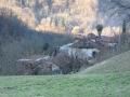 Testimonianze del passato rurale della collina
