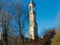 L'antico campanile dell'Eremo